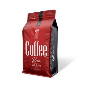 دانه قهوه عربیکا 500 گرمی