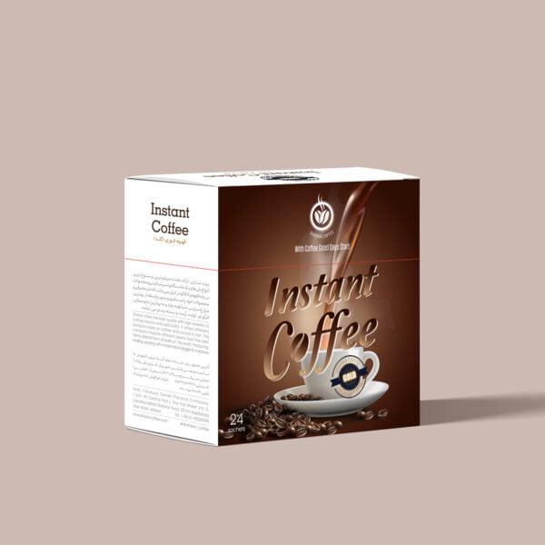 ساشه قهوه فوری گلد